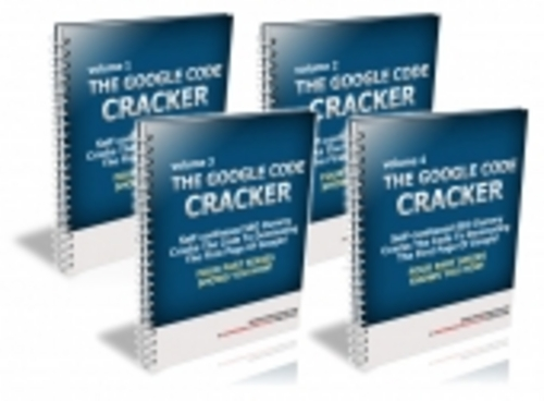Product picture The Google Code Cracker - RR