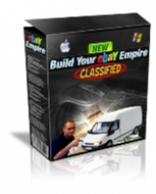 Product picture Build Your eBay Empire Classified - RR