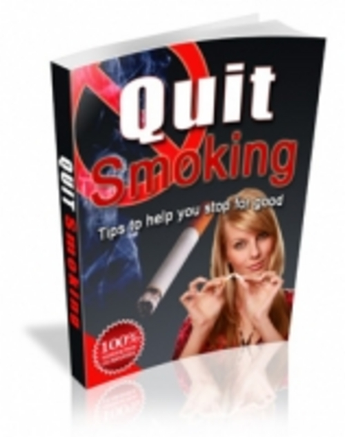 Product picture Quit Smoking